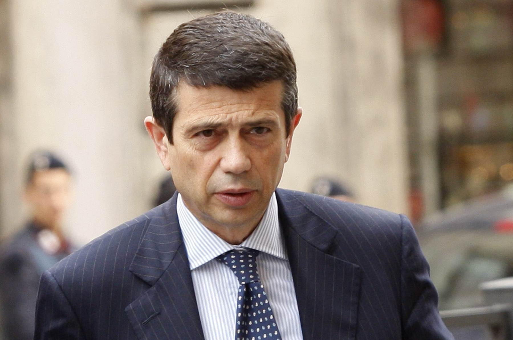Ministro Lupi: